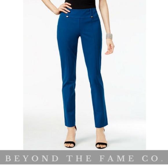 e567f2a693c8b Alfani TUMMY CONTRAL Plus Size Skinny Pant Boutique